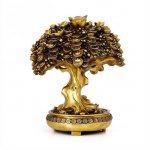 Денежное дерево из монет