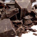 Хороший горький шоколад.