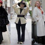 Какую одежду и обувь носить пожилой даме