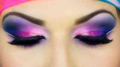 Макияж глаз по цвету глаз