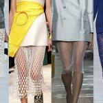 Модели необычных юбок