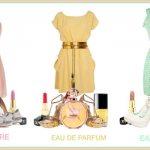 Модные образы под ароматы от Шанель Шанс