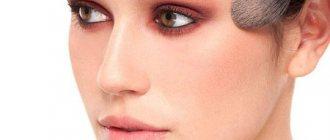Румяна под цвет лица