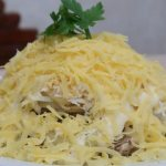 Салат мужской каприз - 6 лучших рецептов