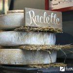 Сыр Раклет в хранилище