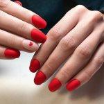 Захватывающий дизайн ногтей на 14 февраля: модные тренды и идеи сердечного маникюра